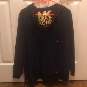 Michael Kors velour hoodie